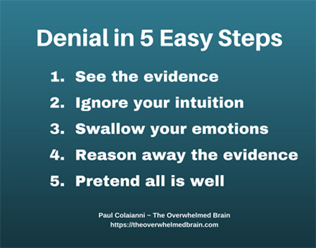 What Is Denial?